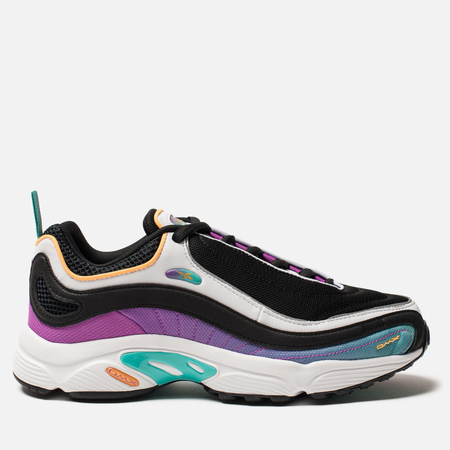 Кроссовки Reebok Daytona DMX MU Gradation/Black/Timeless Teal/Aubergine/Gold