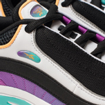 Кроссовки Reebok Daytona DMX MU Gradation/Black/Timeless Teal/Aubergine/Gold фото- 6
