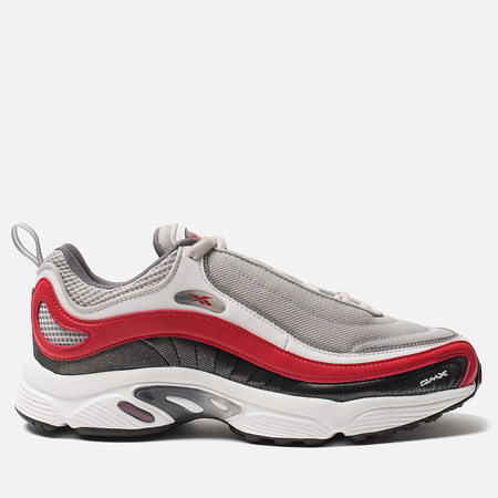 Кроссовки Reebok Daytona DMX Skull Grey/Shark/White/Red