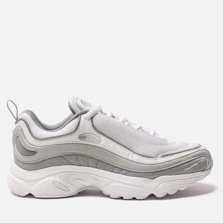 Кроссовки Reebok Daytona DMX White/Skull Grey/True Grey