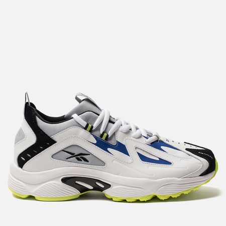 Кроссовки Reebok DMX Series 1200 LT White Cloud Grey  Blue 65fe63dbc94a4