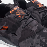 Кроссовки Reebok Furylite CC Coal/Wild Orange/Blue фото- 5