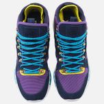 Reebok GL 6000 Mid Ballistic Women's Sneakers Purple/Navy/Green/Blue/White photo- 4
