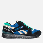 Reebok GL 6000 Trail Pack Sneakers Black/Blue/Oatmeal photo- 0