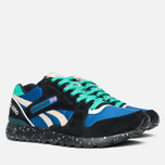 Кроссовки Reebok GL 6000 Trail Pack Black/Blue/Oatmeal фото- 1