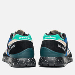 Reebok GL 6000 Trail Pack Sneakers Black/Blue/Oatmeal photo- 3
