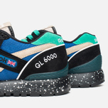 Reebok GL 6000 Trail Pack Sneakers Black/Blue/Oatmeal photo- 5