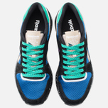 Reebok GL 6000 Trail Pack Sneakers Black/Blue/Oatmeal photo- 4