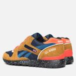 Кроссовки Reebok GL 6000 Trail Pack Sepia/Faux indigo/Blue фото- 2