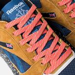 Кроссовки Reebok GL 6000 Trail Pack Sepia/Faux indigo/Blue фото- 6
