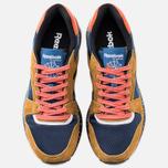 Кроссовки Reebok GL 6000 Trail Pack Sepia/Faux indigo/Blue фото- 4