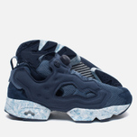 Кроссовки Reebok Instapump Fury ACHM Collegiate Navy/Royal Slate/White фото- 2