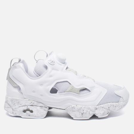 Кроссовки Reebok Instapump Fury ACHM White/Light Solid Grey