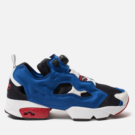 Кроссовки Reebok Instapump Fury OG Black/Royal/White/Red