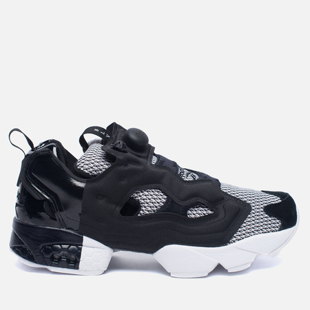 Кроссовки Reebok x Black Scale Instapump Fury OG Black/White