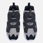 Кроссовки Reebok x Black Scale Instapump Fury OG Black/White фото- 3