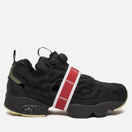 Кроссовки Reebok Instapump Fury OG Money Band Pack Black/Coal/Rich Magma