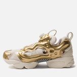 Кроссовки Reebok Instapump Fury OG MU Chalk/Gold Metallic/China Red фото- 1