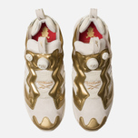 Кроссовки Reebok Instapump Fury OG MU Chalk/Gold Metallic/China Red фото- 5