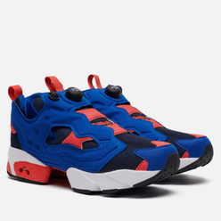 Кроссовки Reebok Instapump Fury OG NM Collegiate Royal/Collegiate Navy/Radiant Red