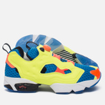 Кроссовки Reebok Instapump Fury OG Splash Modern Blue/Solar Yellow/Solar Orange/Black/White фото- 1