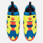 Кроссовки Reebok Instapump Fury OG Splash Modern Blue/Solar Yellow/Solar Orange/Black/White фото- 4