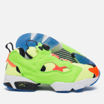 Кроссовки Reebok Instapump Fury OG Splash Solar Yellow/Solar Green/Solar Orange/Black/White фото- 1