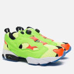 Кроссовки Reebok Instapump Fury OG Splash Solar Yellow/Solar Green/Solar Orange/Black/White фото- 2