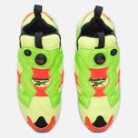 Кроссовки Reebok Instapump Fury OG Splash Solar Yellow/Solar Green/Solar Orange/Black/White фото- 4