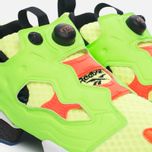 Кроссовки Reebok Instapump Fury OG Splash Solar Yellow/Solar Green/Solar Orange/Black/White фото- 5