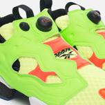 Кроссовки Reebok Instapump Fury OG Splash Solar Yellow/Solar Green/Solar Orange/Black/White фото- 5
