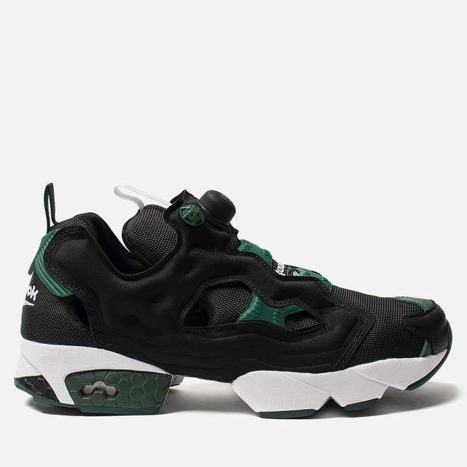 Кроссовки Reebok Instapump Fury OG Team Black/Dark Green