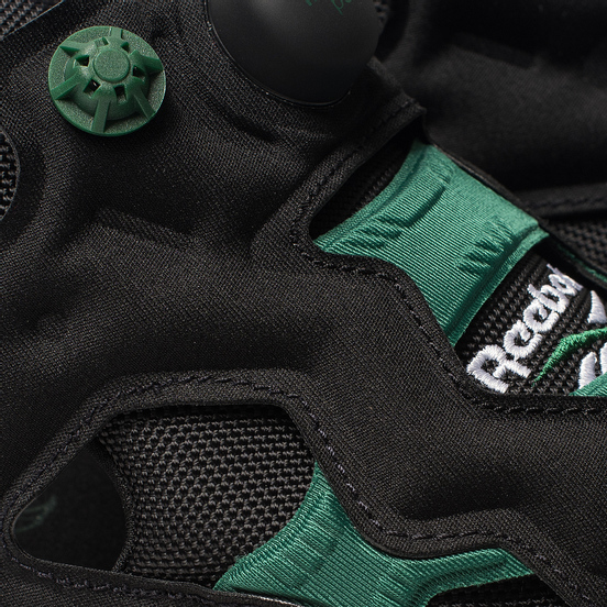 Кроссовки Reebok Instapump Fury OG Team Black/Dark Green