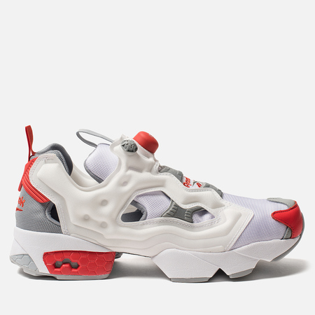 Кроссовки Reebok Instapump Fury OG Team White/Grey