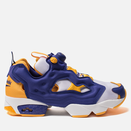 Кроссовки Reebok Instapump Fury OG Team White/Team Purple