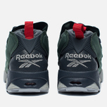Кроссовки Reebok Instapump Fury OG Villains Black/Primal Green/Baseball Grey/Scarlet/Silver Metallic фото- 3