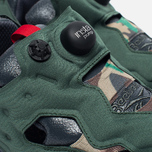Кроссовки Reebok Instapump Fury OG Villains Black/Primal Green/Baseball Grey/Scarlet/Silver Metallic фото- 5