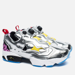 Кроссовки Reebok Instapump Fury OG Villains Silver Metallic/Black/Bright Yellow/Scarlet Ice фото- 1