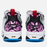 Кроссовки Reebok Instapump Fury OG Villains Silver Metallic/Black/Bright Yellow/Scarlet Ice фото- 3