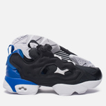 Кроссовки Reebok Instapump Fury Pop Black/Vital Blue/White фото- 1