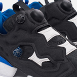 Кроссовки Reebok Instapump Fury Pop Black/Vital Blue/White фото- 3