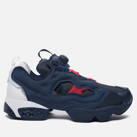 Кроссовки Reebok Instapump Fury Pop Collegiate Navy/White/Scarlet