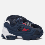Кроссовки Reebok Instapump Fury Pop Collegiate Navy/White/Scarlet фото- 1