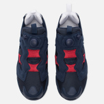 Кроссовки Reebok Instapump Fury Pop Collegiate Navy/White/Scarlet фото- 4