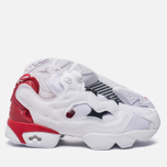 Кроссовки Reebok Instapump Fury Pop White/Scarlet/Black фото- 1