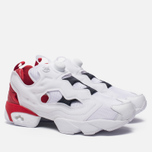 Кроссовки Reebok Instapump Fury Pop White/Scarlet/Black фото- 2