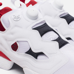 Кроссовки Reebok Instapump Fury Pop White/Scarlet/Black фото- 3