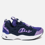 Кроссовки Reebok Instapump Fury Road Purple/Violet/Navy/White фото- 0
