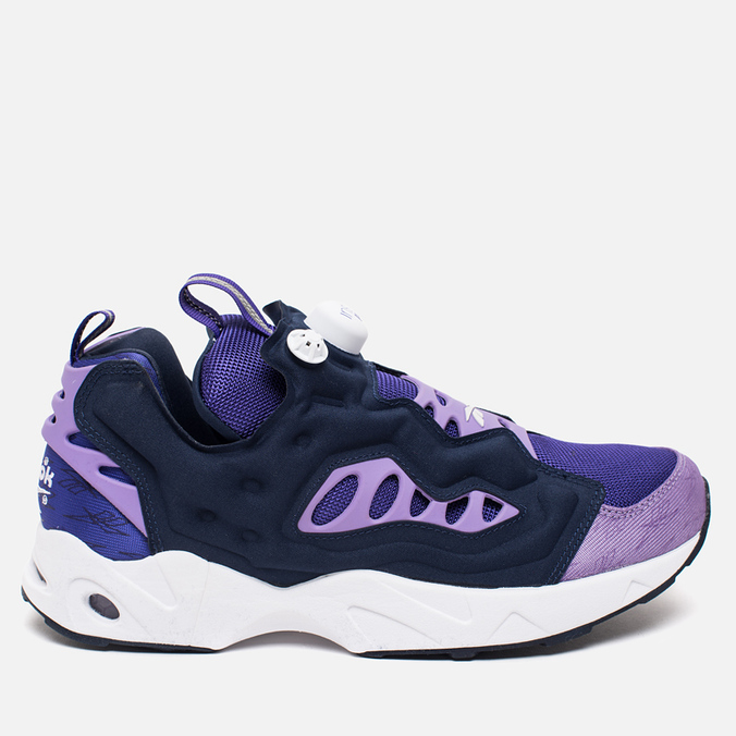 Кроссовки Reebok Instapump Fury Road Purple/Violet/Navy/White