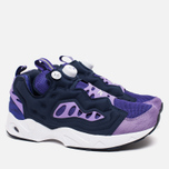 Кроссовки Reebok Instapump Fury Road Purple/Violet/Navy/White фото- 1